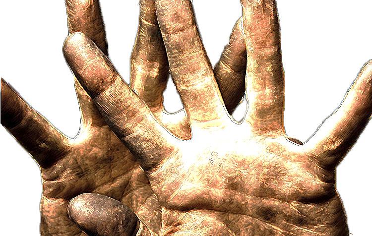 Magicians Hands